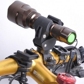Bicycle Light And Holder